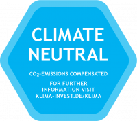 Siegel climate neutral